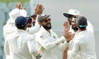 Australia all out for 326 in 2nd India Test