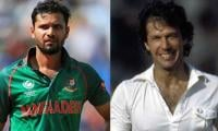 People cant always reach Imran Khan's level, says Mashrafe Mortaza