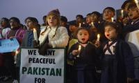 APS Peshawar tragedy remembered by Sargodha students