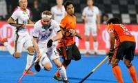 Bereaved Gougnard helps Belgium into hockey World Cup final