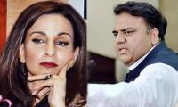 Sherry Rehman owes me a big 'thank you': Fawad Chaudhry