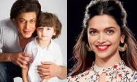 Deepika hand-picked clothes for Shah Rukh Khan's son Abram