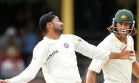 Harbhajan Singh denies Andrew Symonds' new 'monkeygate' claim