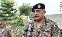 General Bajwa pays tribute to APS martyrs