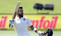 Kohli becomes second-fastest to reach 25 Test centuries