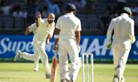 India vs Australia: Kohli falls to Lyon as Australia close in on win