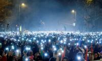 Thousands protest ´slave law´ in Budapest