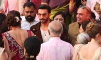 Ranveer Singh surprises bride and groom by gate-crashing wedding