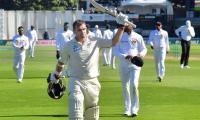 New Zealand's Latham carries bat with unbeaten 264 as Sri Lanka staring at huge defeat
