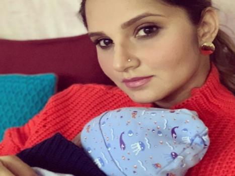 Away from son Izhaan! Sania Mirza finds leaving home difficult