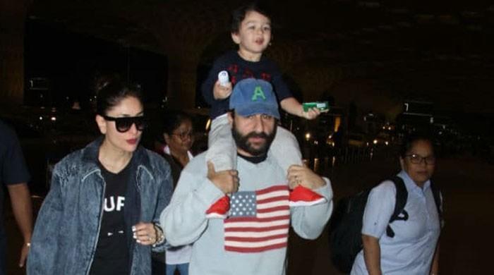 Saif, Kareena plan dazzling birthday for son Taimur Ali Khan