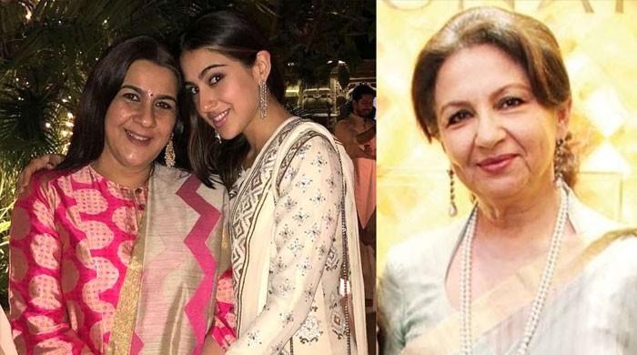Sara Ali Khan reveals how 'Kedarnath' brought her grandmother and mother together