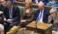 UK opposition launches parliamentary confidence manoeuvre against PM May