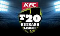 Kids' stuff and bat flips: Australia's Big Bash League bursts back to life