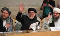 Afghanistan sends team to join Taliban peace talks in UAE