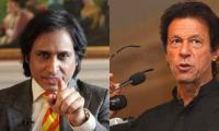 'Worst': Ramiz Raja tags Imran Khan in Lahore airport tweet