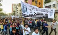 Bangladesh deploys thousands of paramilitary amid deadly election campaign