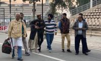 Indian spy jailed in Pakistan returns home