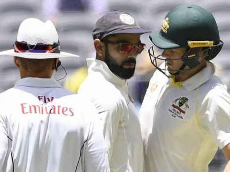 India vs Australia: 'Disrespectful, silly' Kohli blasted by former pace great Johnson