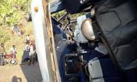 19 NGO workers killed in Uganda bus crash: police