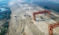 CPEC: Time-lapse video of bridge erection