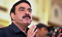 Railways to upgrade Karachi-Peshawar track in next five years, Rashid told Senate
