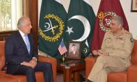 Gen. Bajwa, US Special envoy discuss Afghan peace process
