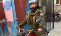Breaking stereotypes: Lady Moharrar Anam makes Rawalpindi police proud