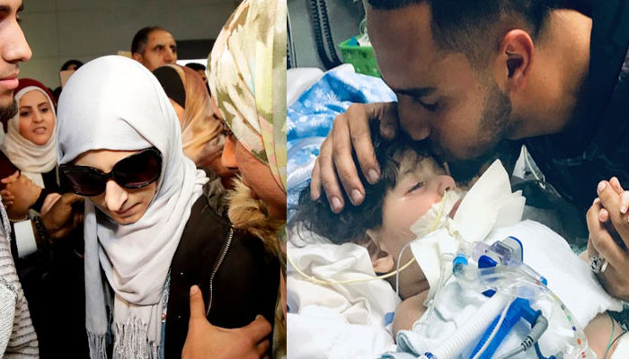 Yemeni Mother Arrives In Us To Say Goodbye To Dying Son World Thenews Com Pk