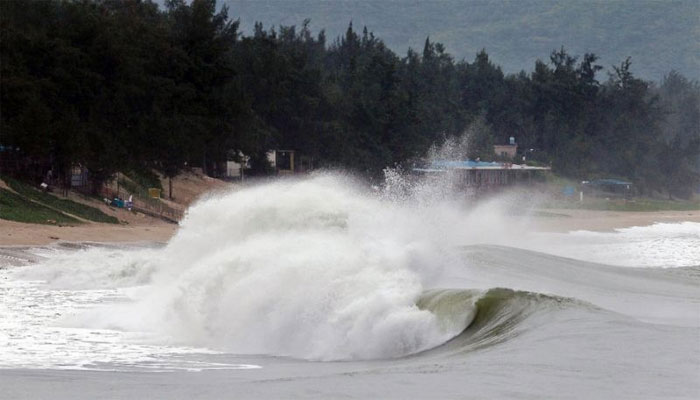 major tsunami struck southern china in 1076 scientists