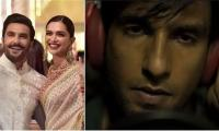 Ranveer Singh you're unstoppable: Deepika's priceless reaction on Gully Boy teaser