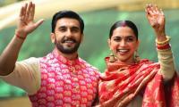 Ranveer Singh says Deepika is so 'gharelu', he loves it