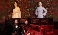 Ranveer Singh on exes Anushka Sharma, Katrina Kaif attending his wedding