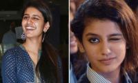 'Wink girl' Priya Prakash on her way to Bollywood?
