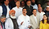 Opposition forms committee for joint line of action on public issues
