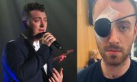 ´Stye with me´: Sam Smith has eye surgery in New Zealand