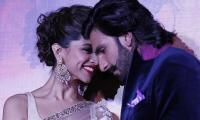 'I was unfazed': Ranveer Singh on standing besides Deepika during depression