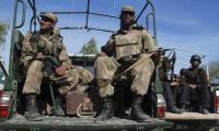 Most wanted militant commander and three terror suspects killed in Hangu