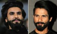 Ranveer Singh responds to rumours of tiff with Shahid Kapoor