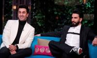 Ranveer Singh has this relationship advice for Ranbir Kapoor