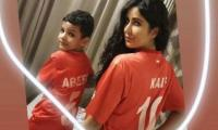 Katrina Kaif's adorable photo with little fan goes viral