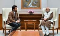 Anil Kapoor 'humbled and inspired' after meeting PM Narendra Modi