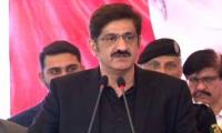 No power can stop me from undertaking official visit: Murad Ali Shah