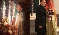 Pakistani model Fia Khan weds Turkish boyfriend Tolga Erken