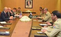Peace in Afghanistan crucial for Pakistan, General Bajwa tells US officials