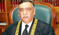 The first case of Chief Justice Asif Saeed Khosa