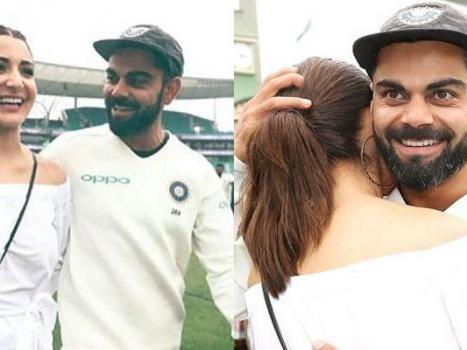 Anushka Sharma pens emotional post for Virat after India's historic ODI win