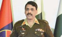Decision on military courts' extension rests with parliament: DG ISPR