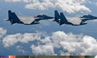 Body of pilot found after two Russian fighter jets collide over Sea of Japan