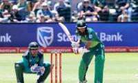 Pakistan vs South Africa 1st ODI: Live Cricket Score